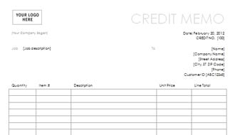 line of credit note template