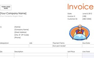 invoice template - download free invoice templates, Invoice templates